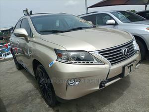 Lexus RX 2015 350 AWD Gold | Cars for sale in Lagos State, Apapa