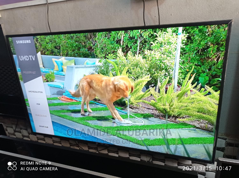 Samsung Ue60mu6199 Ultra High Defination 4k Smart Tv