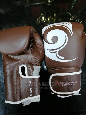 American Fitness Boxing Glove   Sports Equipment for sale in Lagos State, Lekki