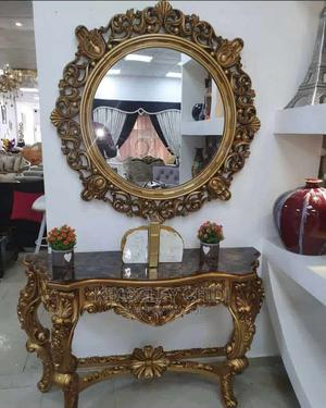 Console With Mirror | Furniture for sale in Lagos State, Ojo