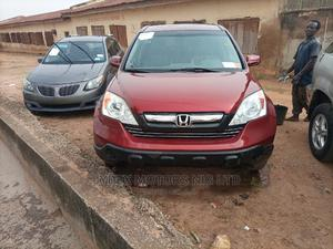 Honda CR-V 2007 Red | Cars for sale in Kwara State, Ilorin West