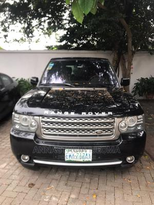 Rover Land 2011 Black | Cars for sale in Lagos State, Isolo