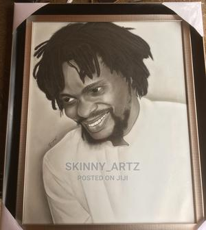 Pencil Portrait Artwork   Arts & Crafts for sale in Lagos State, Ajah