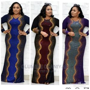 Exotic Long Dress | Clothing for sale in Abuja (FCT) State, Lugbe District