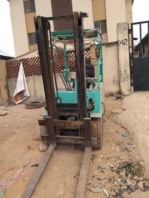 Tokunbo Mitsubishi Forklift Truck   Heavy Equipment for sale in Lagos State, Ikorodu