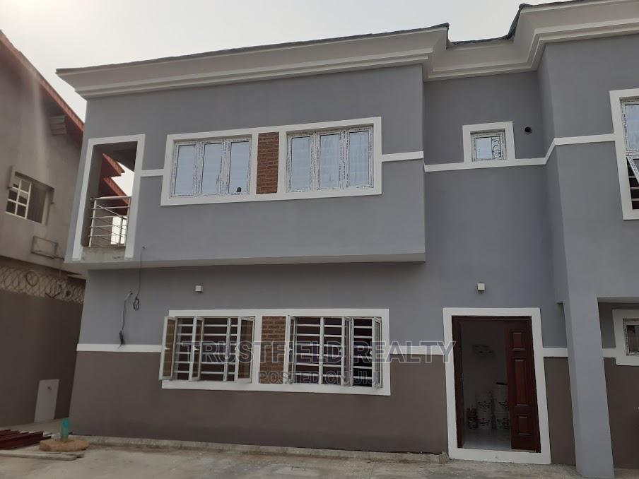 Newly Built 4 Bedroom Detached Duplex With Bq Available For