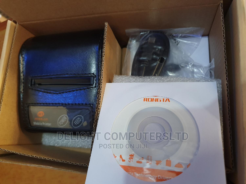 Mobile Bluetooth POS Receipt Printer - RPP210