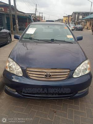 Toyota Corolla 2005 Black | Cars for sale in Lagos State, Ikeja