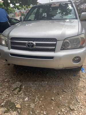 Toyota Highlander 2006 Silver | Cars for sale in Lagos State, Ikeja