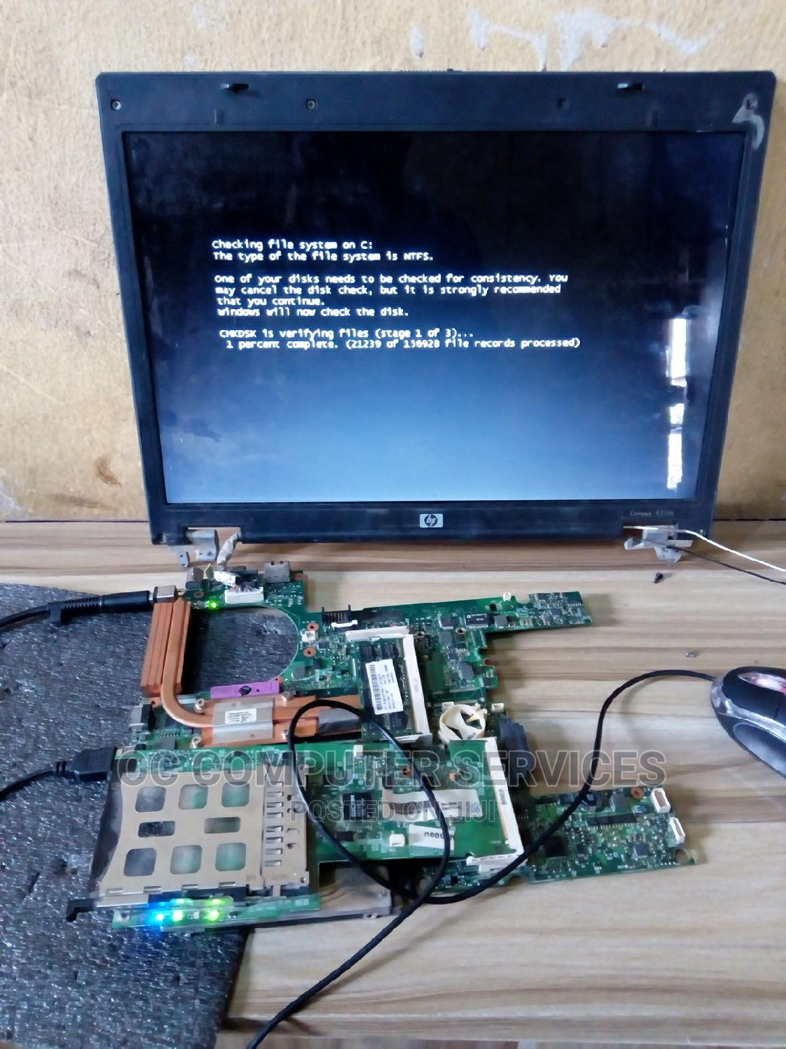 IT Services Workshop   Computer & IT Services for sale in Port-Harcourt, Rivers State, Nigeria