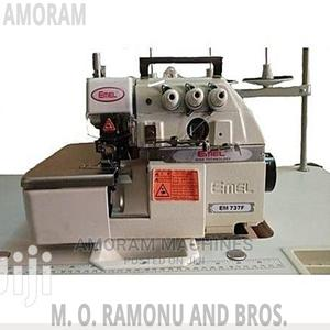 Original Emel Industrial Over Locking Sewing Machine | Home Appliances for sale in Lagos State, Surulere