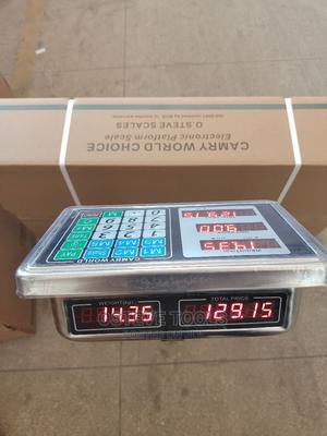 300kg Camry Digital Platform Scale | Store Equipment for sale in Lagos State, Lagos Island (Eko)