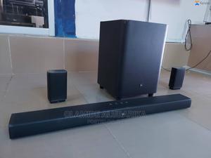 JBL Bar 5.1channel 4K Ultra HD Soundbar With True Wireless | Audio & Music Equipment for sale in Lagos State, Ojo