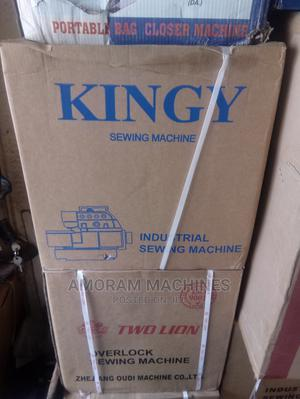 Original Kingy Over Lock Sewing Machine | Home Appliances for sale in Lagos State, Surulere