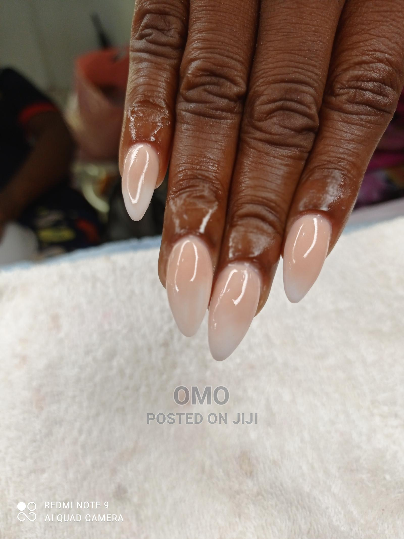Archive: Manicure and Pedicure Services Available