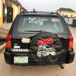 Toyota RAV4 2003 Automatic Black   Cars for sale in Lagos State, Isolo