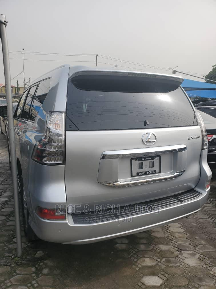 Lexus GX 2015 Silver | Cars for sale in Lekki, Lagos State, Nigeria