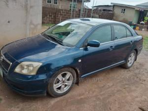 Toyota Avensis 2005 1.8 C Blue | Cars for sale in Ogun State, Abeokuta North