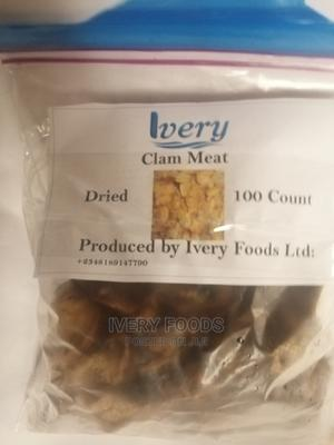 Dried Clam Meat | Meals & Drinks for sale in Rivers State, Obio-Akpor