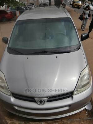 Toyota Sienna 2004 CE FWD (3.3L V6 5A) Silver   Cars for sale in Lagos State, Ikeja