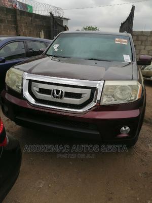 Honda Pilot 2010 Red | Cars for sale in Lagos State, Ikeja