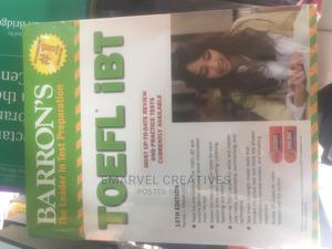 Barron TOEFL IBT 15th Edition   Books & Games for sale in Lagos State, Surulere