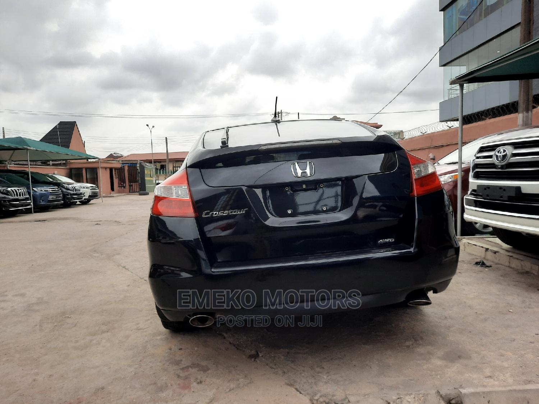 Honda Accord CrossTour 2011 EX-L AWD Black   Cars for sale in Amuwo-Odofin, Lagos State, Nigeria
