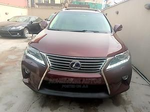 Lexus RX 2013 350 F SPORT AWD Red   Cars for sale in Lagos State, Surulere