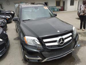 Mercedes-Benz GLK-Class 2014 350 Black | Cars for sale in Lagos State, Apapa