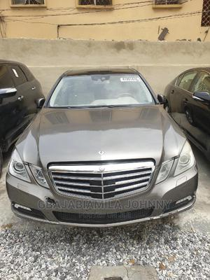 Mercedes-Benz E550 2010 Brown   Cars for sale in Lagos State, Ikeja