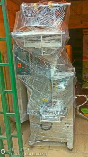 Granules /Peanut /Chin Chin Packaging Machine | Restaurant & Catering Equipment for sale in Lagos State, Ojo