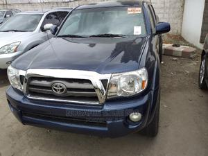 Toyota Tacoma 2007 Access Cab Blue | Cars for sale in Lagos State, Apapa