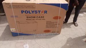 Polystar Showcase Freezer   Kitchen Appliances for sale in Lagos State, Ojo