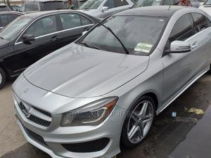 Mercedes-Benz CLA-Class 2015 Silver | Cars for sale in Lagos State, Apapa