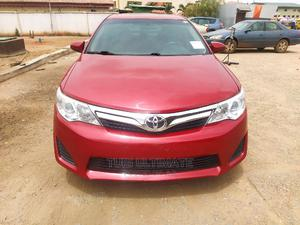 Toyota Camry 2013 Red   Cars for sale in Lagos State, Alimosho