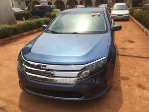 Ford Fusion 2011 SE Blue   Cars for sale in Oyo State, Ibadan