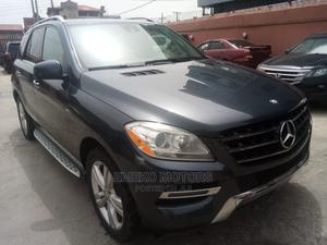 Mercedes-Benz M Class 2015 Gray   Cars for sale in Lagos State, Amuwo-Odofin