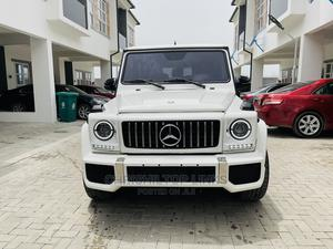 Mercedes-Benz G-Class 2017 G 63 AMG 4MATIC White   Cars for sale in Lagos State, Lekki