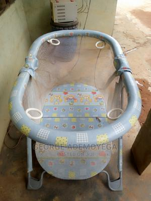 Neatly Used Baby Bed | Children's Gear & Safety for sale in Lagos State, Ifako-Ijaiye