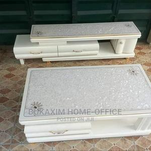 Modern Imported Tv Stand and Center Table | Furniture for sale in Lagos State, Ikeja