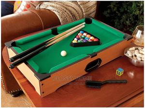 Mini Pool Table With Accessories   Sports Equipment for sale in Lagos State, Lagos Island (Eko)
