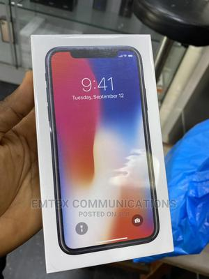 New Apple iPhone X 256 GB Gray | Mobile Phones for sale in Lagos State, Ikeja