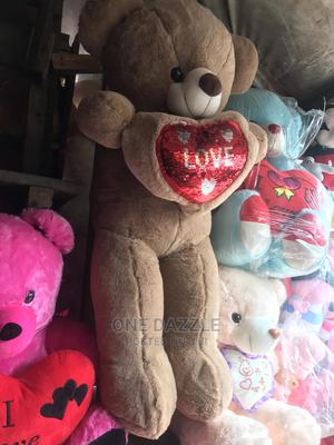 Teddy Bear 85cm   Toys for sale in Lagos State, Ikeja