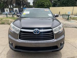 Toyota Highlander 2014 Gray   Cars for sale in Lagos State, Ikoyi