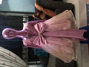 Pink Baby Ball Dress for Girls   Children's Clothing for sale in Lagos State, Lekki