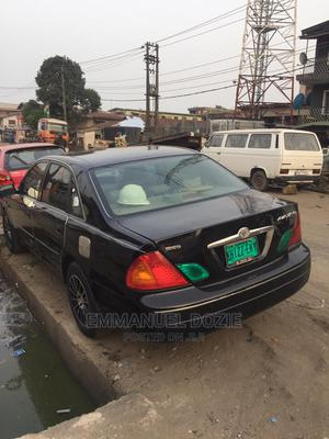 Toyota Avalon 2003 XLS W/ Bucket Seats Black | Cars for sale in Lagos State, Ojo