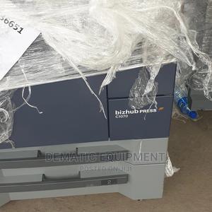 Konica Minolta Bizhub Press 1070 | Printing Equipment for sale in Lagos State, Surulere