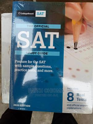 The Official Sat Study Guide   Books & Games for sale in Lagos State, Ilupeju
