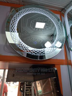 Round LED Mirror With Light | Home Accessories for sale in Lagos State, Orile