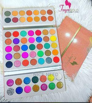 Fayregold 63 Colors Eye-Shadow Pallette | Makeup for sale in Lagos State, Ifako-Ijaiye